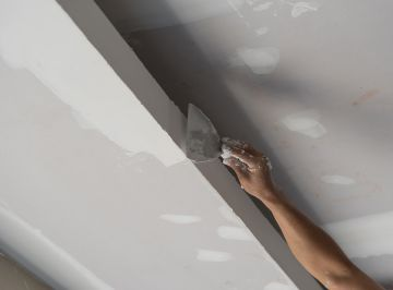 Ceiling painting in North Reading by Fine Painting & General Services Inc