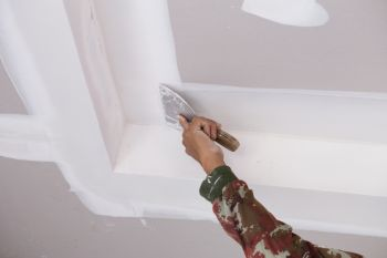 Drywall Repair in Byfield, Massachusetts by Fine Painting & General Services Inc